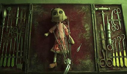Image d'illustration du film Coraline